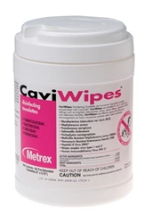 Metrex CaviWipes Disinfecting Towelettes 160 Wipes/can