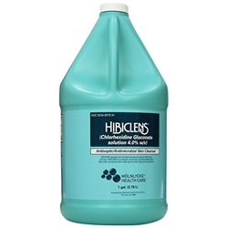 Hibiclens Liquid Antiseptic Antimicrobial Skin Cleanser, 1 Gallon