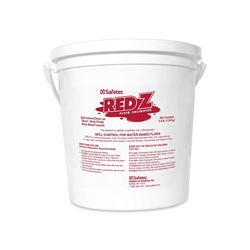 Safetec Red Z Spill Control Solidifier 17.5lb Tub